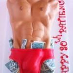 Boston-Massachusetts-G-string-Buldging-Stuffed-full-of-money-man-cake